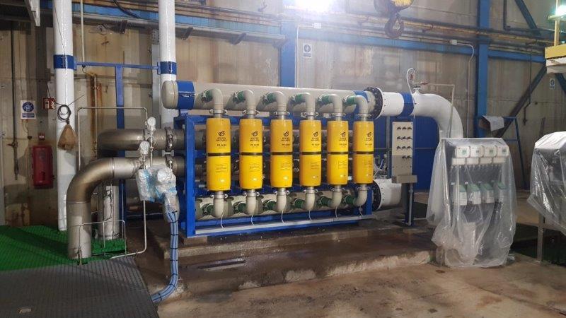 Nuevos recuperadores de energía mediante cámaras isobáricas tipo ERI (EDAM Las Palmas III, Piedra Santa).