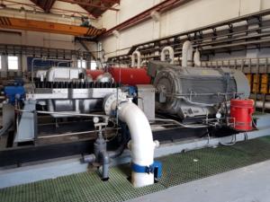 Nuevo motor de 1.600 kW (EDAM Las Palmas III, Piedra Santa).